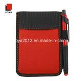 2017 Papel Notebook com capa de couro corda elástica Notebook
