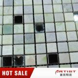 Китайская мозаика нефрита, мозаика нержавеющей стали смешивания зеркала стеклянная
