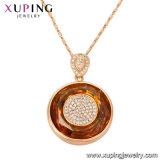 32577 de Uitstekende Kristallen van de Juwelen van de manier van Saoedi-arabische Gouden Tegenhanger Swarovski