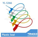 verbinding van de Plastic Container van de Veiligheid van de Trekkracht van het Bewijs van de Stamper van 366mm de Strakke (yl-S366)