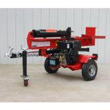 40tログのディバイダーのディーゼル、トラクター、ログのディバイダー木カッターのためのログのディバイダー