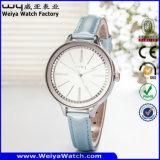 Il modo personalizza l'orologio delle signore del quarzo di servizio (Wy-043C)