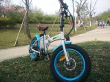 20 '' [36ف] [18ا] [250و] إطار العجلة سمين كهربائيّة يطوي درّاجة