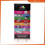 Banner Display Stand 높은 쪽으로 실내 Aluminum Digital Printing Roll