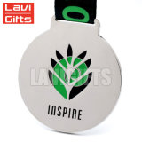 卸し売りカスタム父のクリスマスのロゴは金属メダルを与える