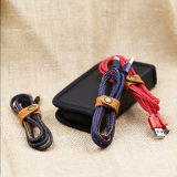 1m Cowboy Jean Mirco Cable de carga USB para Android iPhone tipo C 8