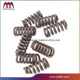 Ressort de compression en métal de qualité avec la qualité
