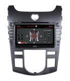 GPSの運行のKIA Cerato/Shuma/Forteのタッチ画面車のDVDプレイヤー