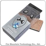 K2 jumeaux Mini écouteurs stéréo Bluetooth exigible pour l'iPhone 8