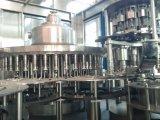 Suco novo cheio do frasco de Confition que lava Fillling que tampa 3 em 1 máquina