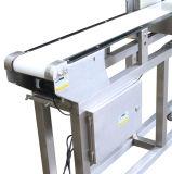 O detector de metal do transportador da indústria alimentar