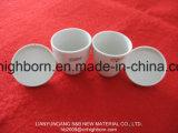 Refraktäres Porzellan-keramischer Tiegel für Labor