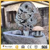 Fontana esterna di pietra di marmo naturale del granito della Cina di vendita calda/della decorazione
