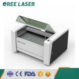 Máquina de estaca OC da gravura do laser da fibra das vendas diretas da fábrica do laser de Oree