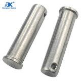 304 roestvrij staal CNC die Speld machinaal bewerken