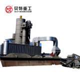 Betão Asfáltico Industrial Planta de mistura de minerais betuminosos