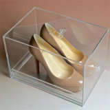 Limpar Perspex Plexiglass caixa de sapatos