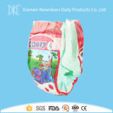 couche-culotte molle de bébé de 3D Surafce aux Etats-Unis