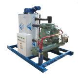 Alimentación directamente de fábrica 4ton/24hr Flake La Máquina de hielo utilizado para los peces
