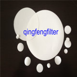 PTFE Filter-Membranen-Platten-beständige und breite chemische Hochtemperaturkompatibilität