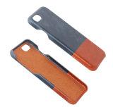 Cassa del telefono mobile del cuoio di strato superiore per il iPhone 6/7/8/X