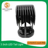 Indicatore luminoso del lavoro del fascio 4D LED dell'inondazione del punto del CREE LED dell'indicatore luminoso 10W del lavoro del LED