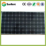 панель солнечных батарей 185W Mono кристаллическая PV для солнечной системы уличного освещения