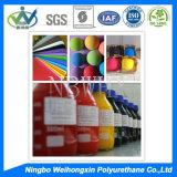 Colorant d'unité centrale pour des silicones d'additifs de mousse d'unité centrale