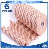 Rullo non tessuto di bambù dei Wipes di Spunlace