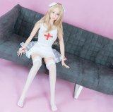 bambola realistica del sesso del grande del seno di 140cm silicone del TPE