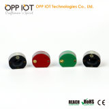 Бирка UHF предохранения от обеспеченностью, работа и управление производством RFID, бирка UHF материального контроль малюсенькая