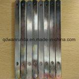 Utilisation en acier galvanisée de charnière pour des meubles