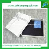 Коробка влюбленности пинка коробки подарка конфеты и печенья роскошная бумажная