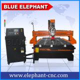 Ranurador de talla de madera automático del CNC 3D de los muebles Ele1325 con la venta de madera de la máquina del ranurador del CNC del Atc