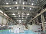 Baia LED del UFO di illuminazione bassa industriale IP65 100W della baia alta