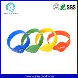Bracelet unique de bonne qualité de l'IDENTIFICATION RF 13.56MHz