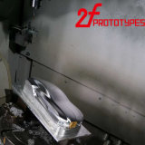 Precisie Auminum/Staal/Messing/Plastic Snelle CNC van het Prototype Delen