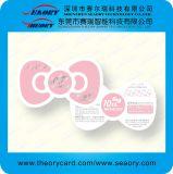 RFID epoxi pequeñas de plástico no estándar para Tarjetas PVC