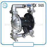 Industriel entraînée par l'Air Liquide en acier inoxydable de la pompe à diaphragme