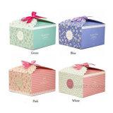 Признавайте изготовленный на заказ заказ и печатание слоения Matt регулируя конструкцию коробки торта венчания новую