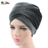Involucro della testa del turbante di modo per le donne