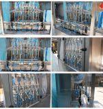 Automatische het Vullen van het Deeg van 8 Hoofden Machine voor Shampoo Gt8t-8g1000