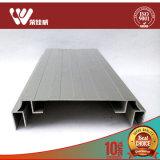 Rectángulo de aluminio modificado para requisitos particulares del metal del recinto del diseño para la cabina del programa piloto del LED