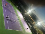 Светодиод крытый теннисный корт спортивные прожекторное освещение 500 Вт, 600 Вт, 800 Вт прожекторов освещения стадиона