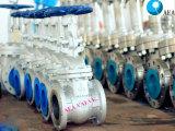 API 600 Stellite облицовку капота болтами сиденья возобновляемых источников гибкие клин запорный клапан