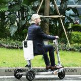 Bom preço de três rodas scooters de mobilidade eléctrica dobrável para Adulto