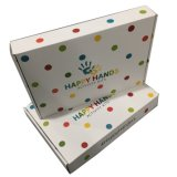 싼 가격 고품질 다채로운 우편물 물결 모양 상자