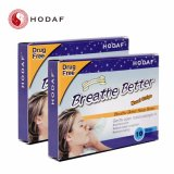 呼吸する反いびきをかくことのための右の鼻のストリップをカスタマイズしなさい