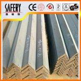 Barra de acero inoxidable de 304 316 tallas estándar del ángulo