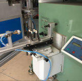 Zylinderförmige kosmetische Flaschen-Bildschirm-Drucken-Maschine